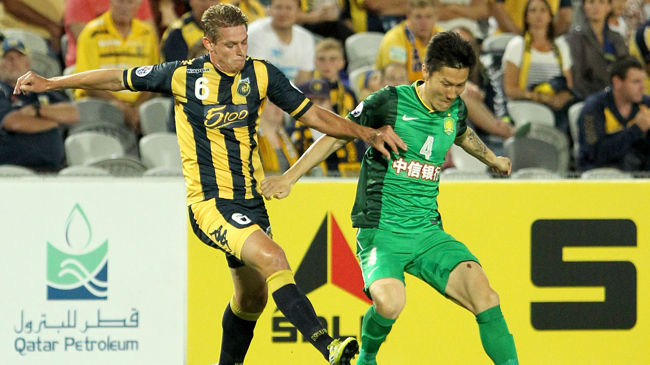 Central Coast v Beijing Guoan - AFC Champions League