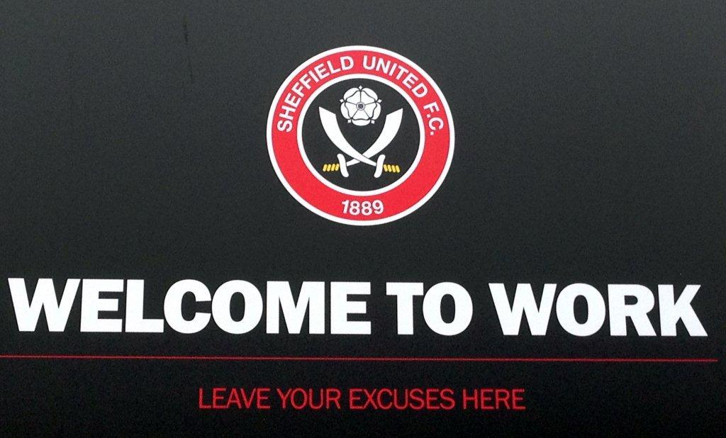 Welcome to Sheff United
